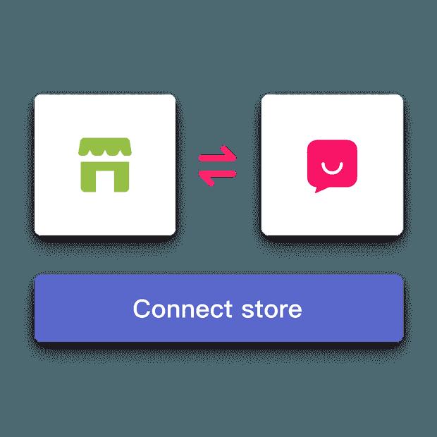 Mit Shopify-Shop synchronisieren