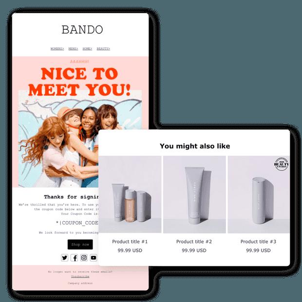 自動化電子郵件營銷