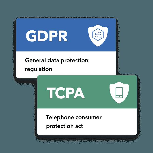 TCPA/GDPR compliance