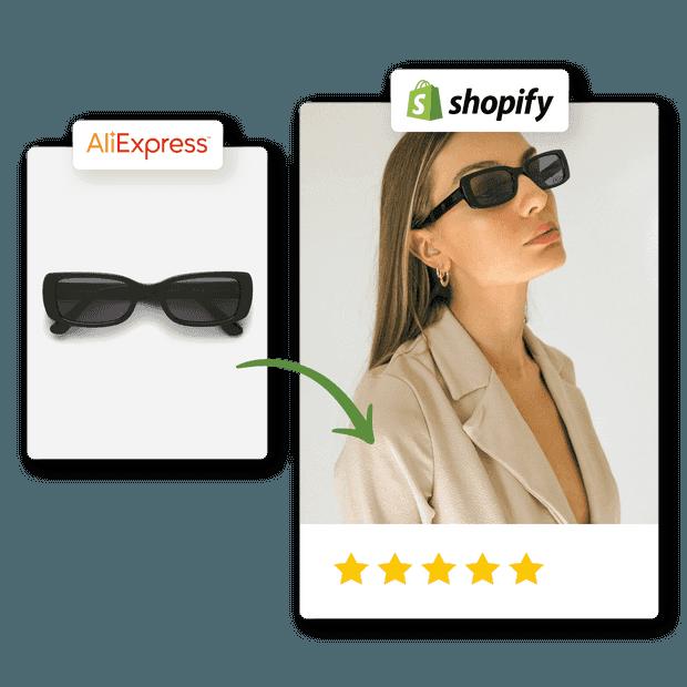 1-click import reviews