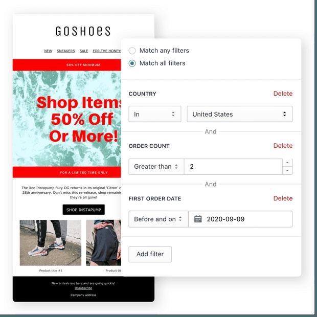 Marketing par courrier électronique