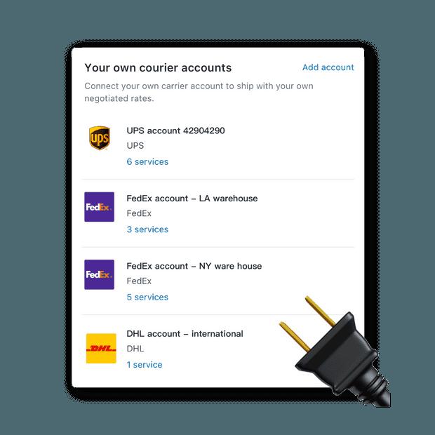Notificación del estado de envío