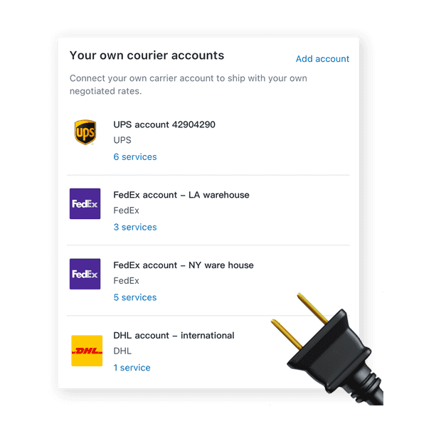 delivery status notification